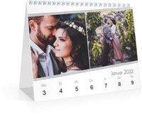 Calendar Wochen-Tischkalender Blanko Ethnoschick 2022 page 3 preview
