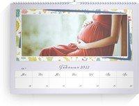 Calendar Wochenkalender Blumenfest 2022 page 7 preview
