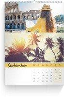Calendar Wandkalender Farbenspiel 2022 page 10 preview