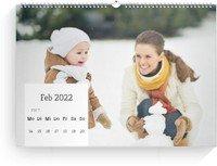 Calendar Wochenkalender Quadrat 2022 page 7 preview