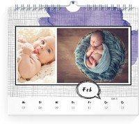Calendar Wochenkalender Gestrichelt 2022 page 6 preview