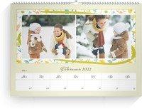 Calendar Wochenkalender Blumenfest 2022 page 6 preview