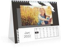 Calendar Monats-Tischkalender Trendig 2022 page 7 preview