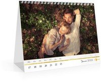 Calendar Tischkalender Marmor 2022 page 5 preview