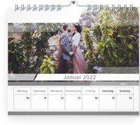 Calendar Wochenkalender Minimalistisch 2022 page 4 preview