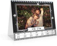 Calendar Wochen-Tischkalender Eingerahmt 2022 page 10 preview