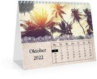 Calendar Monats-Tischkalender Tintenklecks 2022 page 11 preview