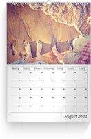 Calendar Blanko 2022 page 9 preview