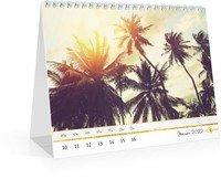 Calendar Tischkalender Marmor 2022 page 4 preview