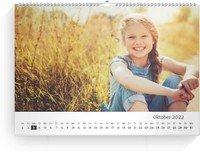 Calendar Blanko quer 2022 page 11 preview