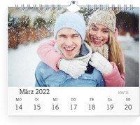 Calendar Wochen-Wandkalender Blanko 2022 page 13 preview