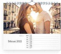 Calendar Wochen-Wandkalender Blanko Notizen 2022 page 8 preview