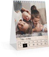 Calendar Wochen-Tischkalender Tintenklecks 2022 page 12 preview