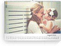 Calendar Blanko quer 2022 page 9 preview