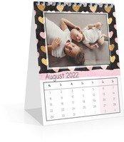 Calendar Monats-Tischkalender Herzallerliebst 2022 page 9 preview