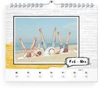 Calendar Wochenkalender Gestrichelt 2022 page 9 preview