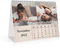 Calendar Monats-Tischkalender Tintenklecks 2022 page 12 preview
