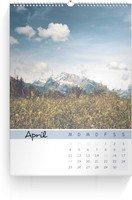 Calendar Wandkalender Farbenspiel 2022 page 5 preview