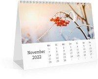 Calendar Tischkalender Blanko 2022 page 12 preview