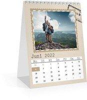 Calendar Monats-Tischkalender Reisefieber 2022 page 7 preview