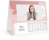 Calendar Monats-Tischkalender Trendig 2022 page 6 preview