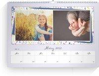 Calendar Wochenkalender Blumenfest 2022 page 10 preview