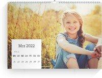 Calendar Wochenkalender Quadrat 2022 page 12 preview