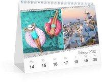Calendar Wochen-Tischkalender Blanko Ethnoschick 2022 page 9 preview