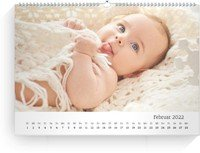 Calendar Blanko quer 2022 page 3 preview