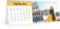 Calendar Monatskalender Hoch Farbenspiel 2022 page 10 preview