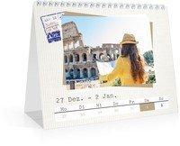 Calendar Wochen-Tischkalender Reisefieber 2022 page 2 preview