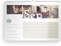 Calendar Wandkalender Challenge 2022 page 10 preview