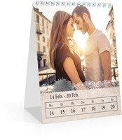 Calendar Wochen-Tischkalender Tintenklecks 2022 page 9 preview