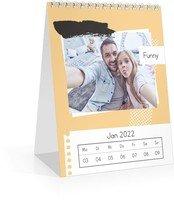 Calendar Wochen-Tischkalender Trendig 2022 page 3 preview
