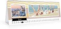 Calendar Monats-Tischkalender Kunterbunt 2022 page 7 preview