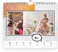 Calendar Wochenkalender Gestrichelt 2022 page 11 preview