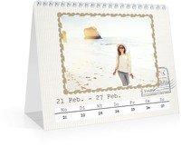 Calendar Wochen-Tischkalender Reisefieber 2022 page 10 preview