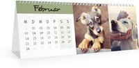 Calendar Monatskalender Hoch Farbenspiel 2022 page 3 preview