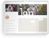 Calendar Wandkalender Challenge 2022 page 2 preview