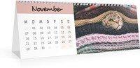 Calendar Monatskalender Hoch Farbenspiel 2022 page 12 preview
