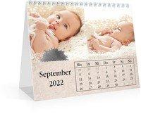 Calendar Monats-Tischkalender Tintenklecks 2022 page 10 preview