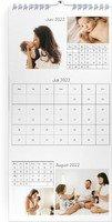 Calendar 3-Monatskalender Foto-Mosaik 2022 page 8 preview