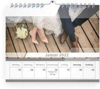 Calendar Wochenkalender Minimalistisch 2022 page 3 preview