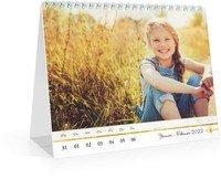 Calendar Tischkalender Marmor 2022 page 7 preview