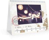 Calendar Wochen-Tischkalender Reisefieber 2022 page 12 preview