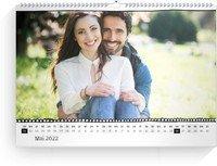 Calendar Wandkalender Bordüre 2022 page 6 preview