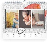 Calendar Wochenkalender Gestrichelt 2022 page 8 preview