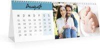 Calendar Monatskalender Hoch Farbenspiel 2022 page 9 preview