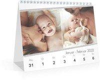 Calendar Wochen-Tischkalender Blanko Ethnoschick 2022 page 7 preview