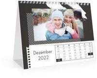 Calendar Monats-Tischkalender Trendig 2022 page 13 preview